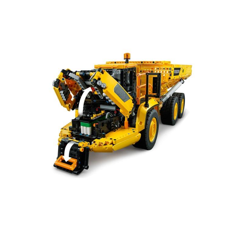 42114 6x6 Volvo tegljač