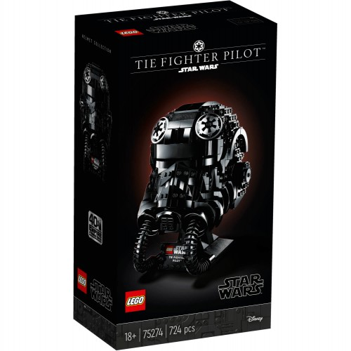 75274 TIE Fighter Pilot kaciga