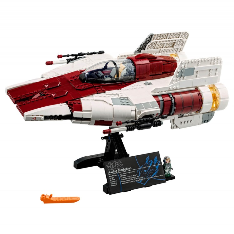 75275 A-wing Starfighter