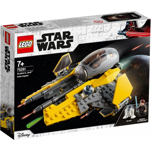 Anakinov Jedi Interceptor