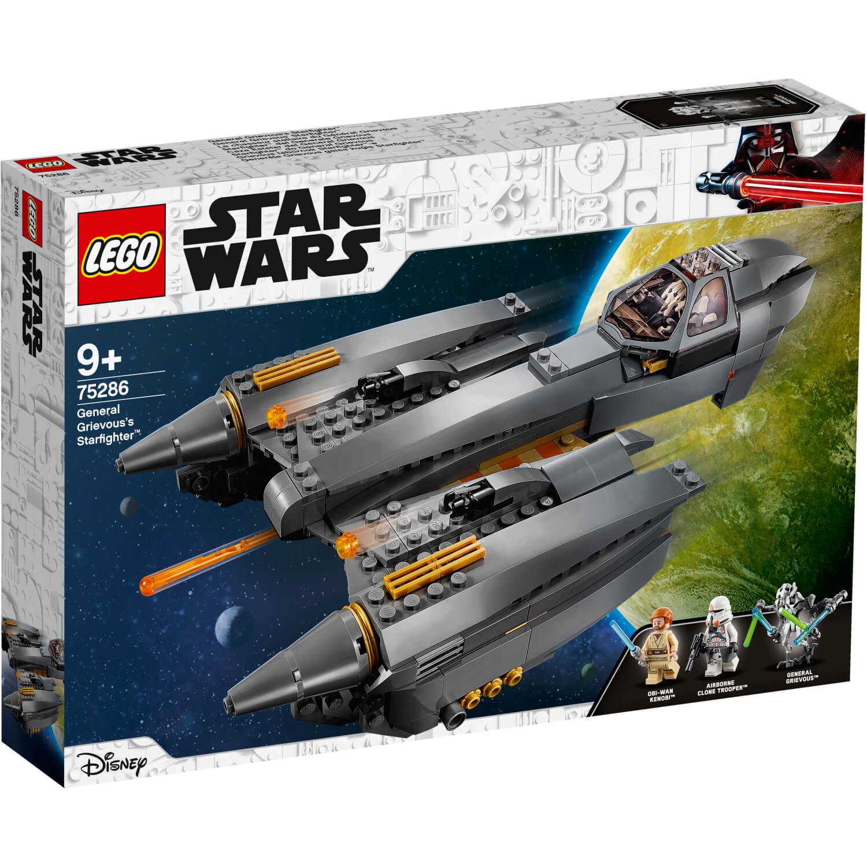75286 Starfighter Generala Grievousa