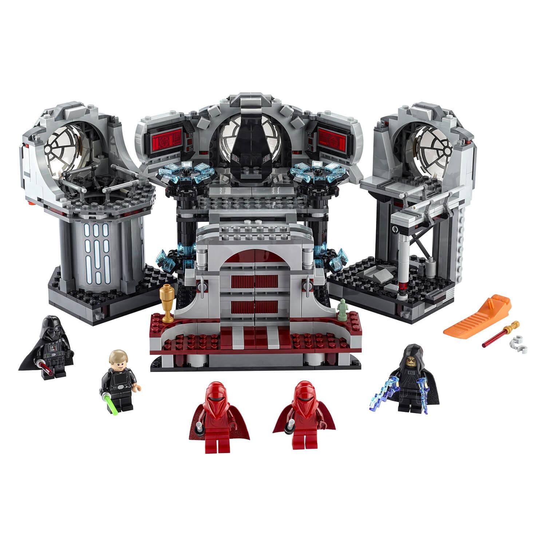 75291 Death Star finalni duel