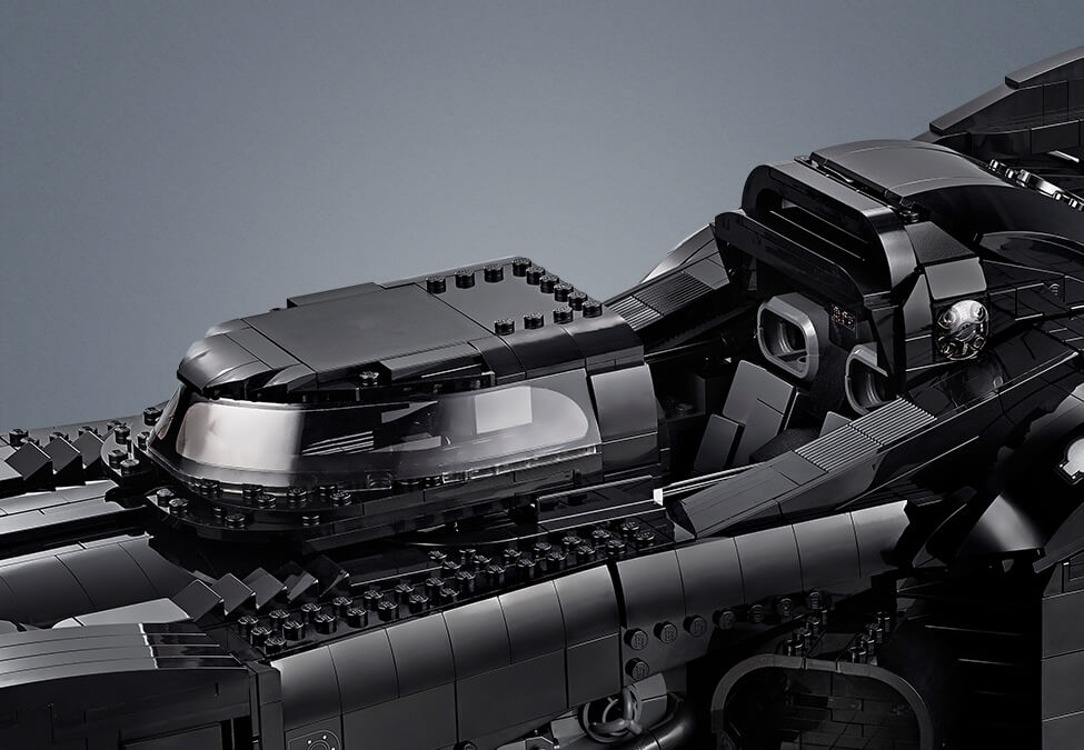 76139 1989 Batmobile™