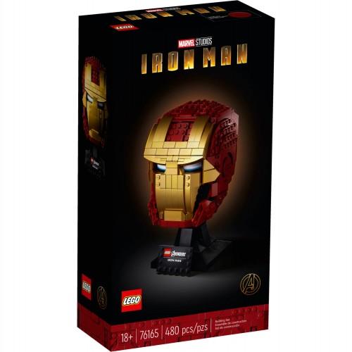 76165 Iron Man kaciga