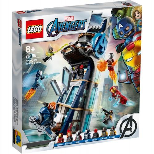 76166 Borba na Avengers tornju