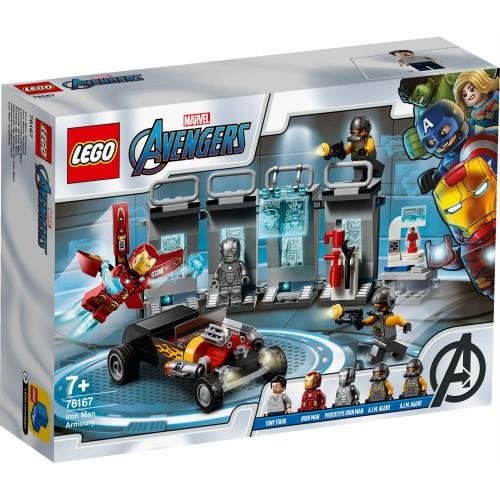76167 Iron Man naoružanje