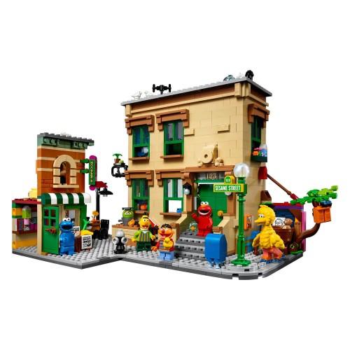 21324 Ulica Sezam