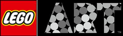 LEGO Art Kategorija Logo Retina