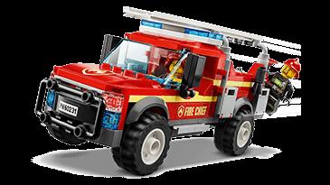 igračke vatrogasaca