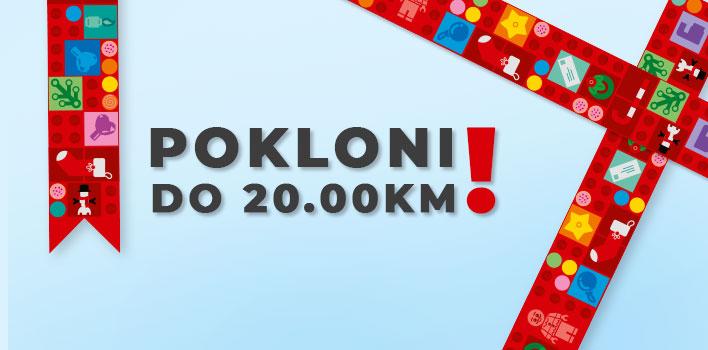 LEGO Pokloni do 20.00KM