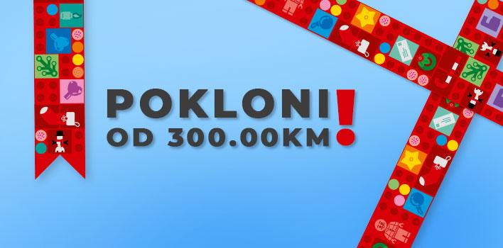 LEGO Pokloni preko 300.00KM