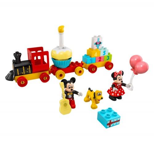 10941 Mickeyjev i Minniein rođendanski vozić
