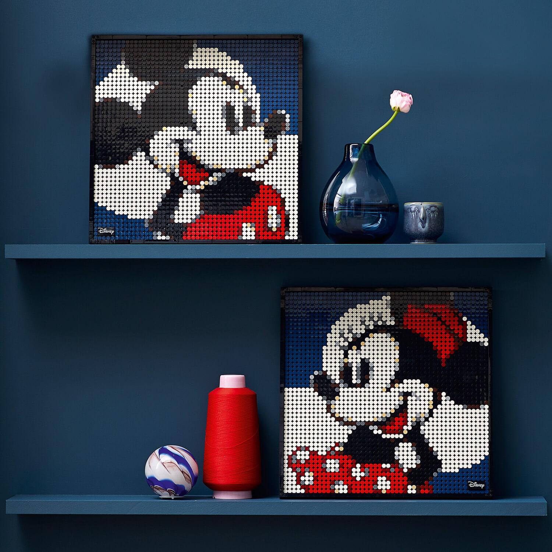 31202 Disney-ev Mickey Mouse