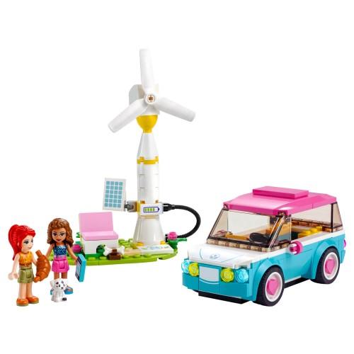 41443 Olivijino električno auto