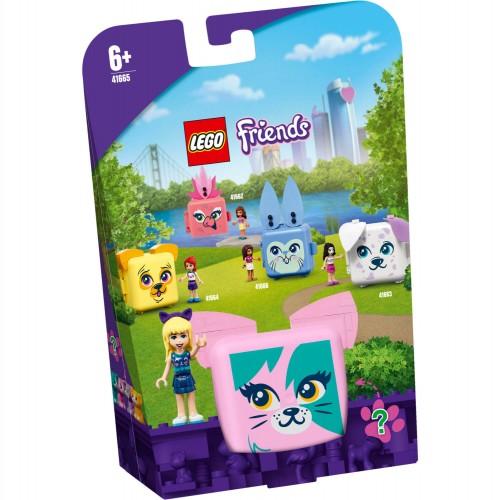 41665 Stephaniena kocka za igru - mačka