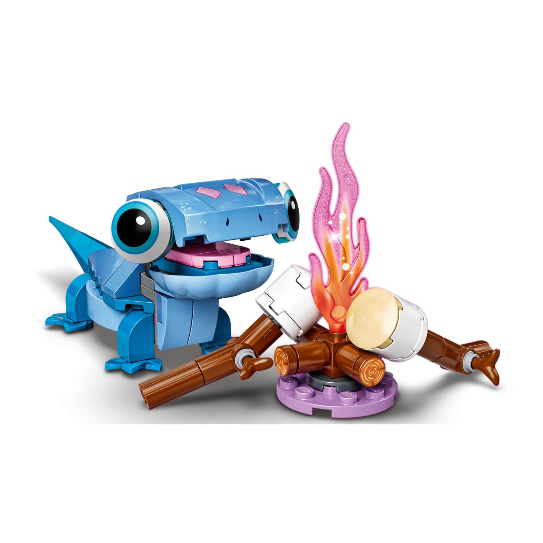43186 Salamander Bruni, figura za slaganje
