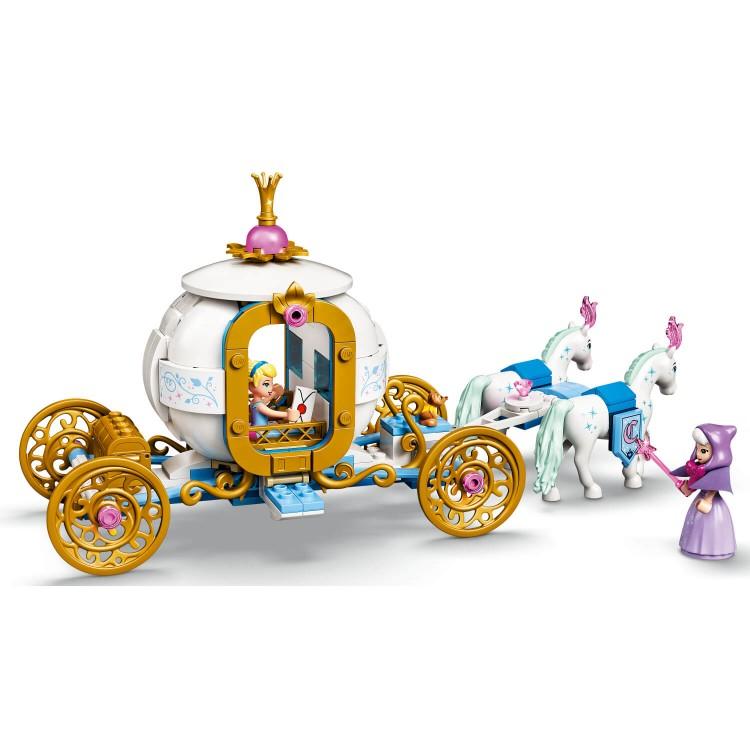 43192 Pepeljugina kraljevska kočija