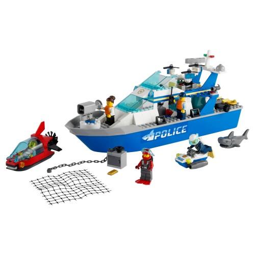 60277 Policijski patrolni čamac