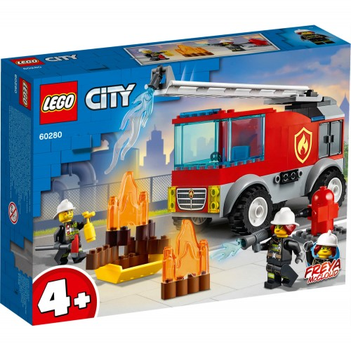 60280 Vatrogasni kamion sa ljestvama