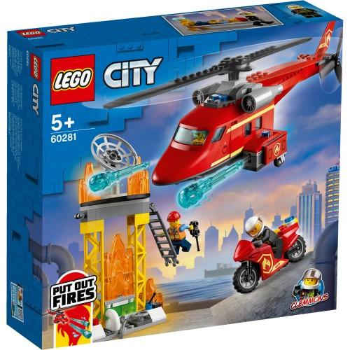 60281 Vatrogasni spasilački helikopter
