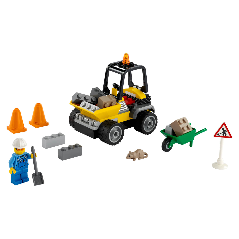 60284 Utovarivač za radove na cesti