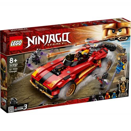 71737 Ninja jurilica X-1