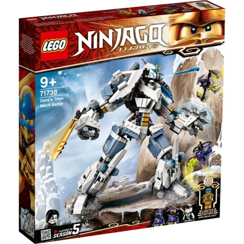 71738 Bitka Zaneova titanskog robota