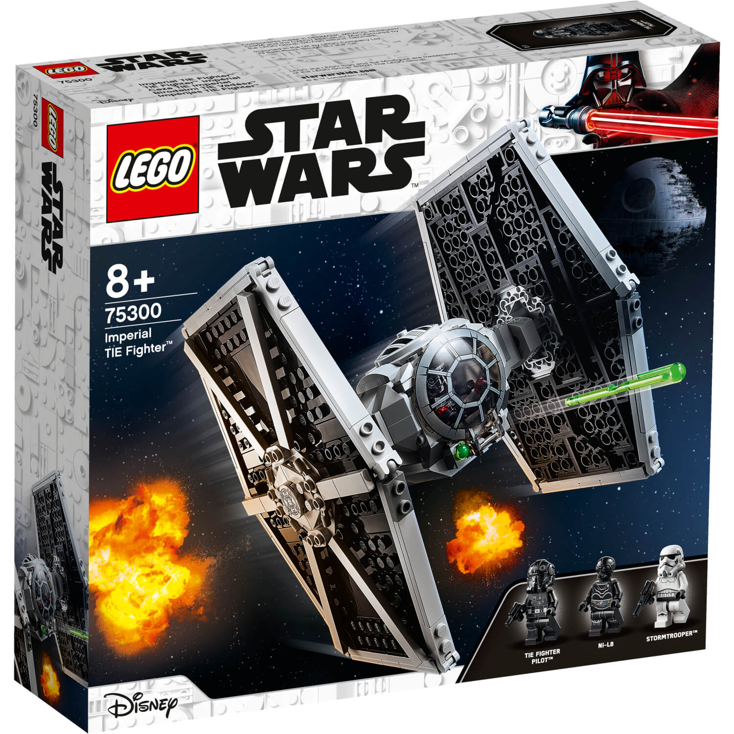 75300 Imperial TIE Fighter