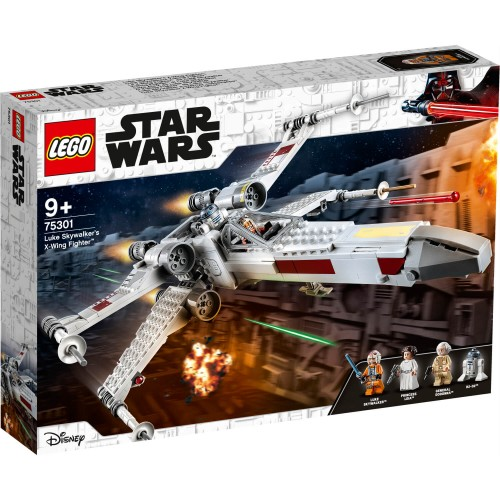 75301 Luke Skywalker-ov X-Wing Fighter