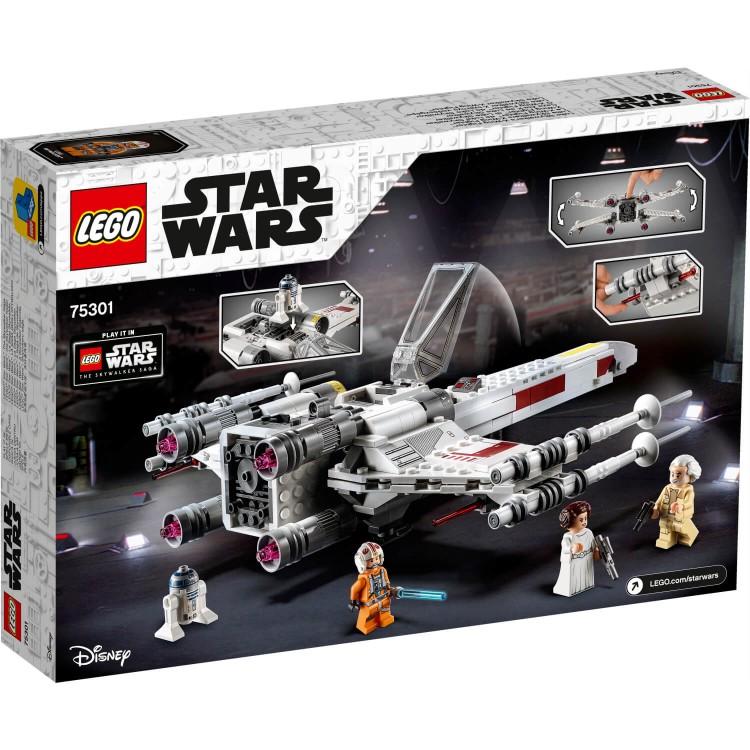 75301 Luke Skywalker-ov X-Wing Fighter