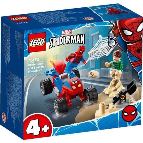 76172 Spider-Man i Sandman Showdown