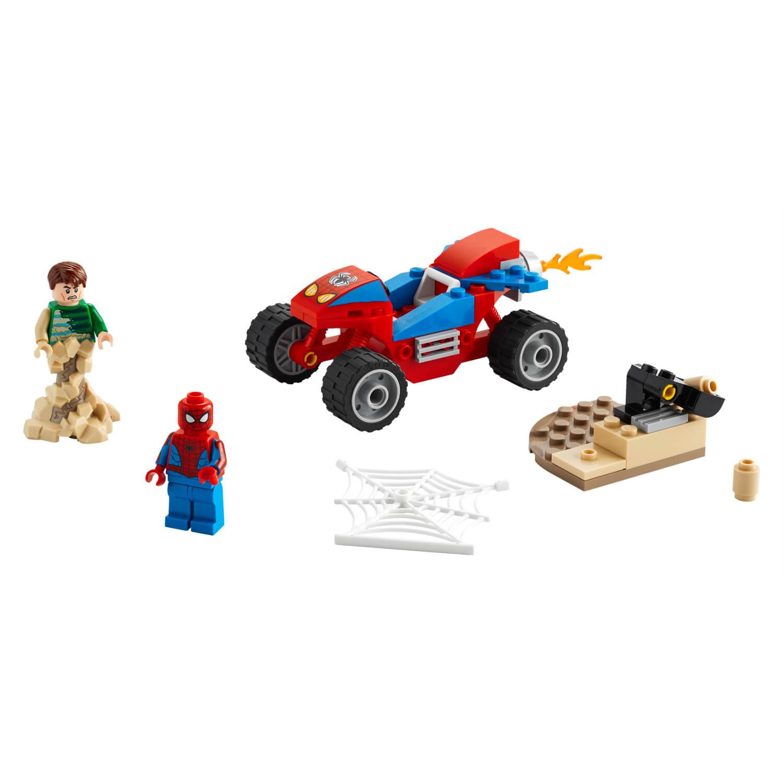 76172 Spider-Man i Sandman Showdown