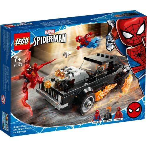 76173 Spider-Man i Ghost Rider protiv Carnagea