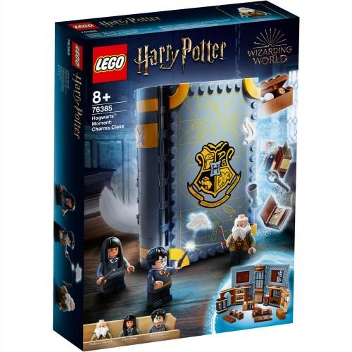 76385 Hogwarts: Čas čini