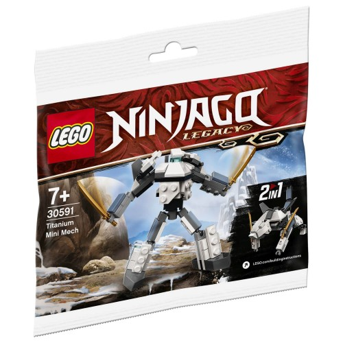 30591 Mali titanski robot