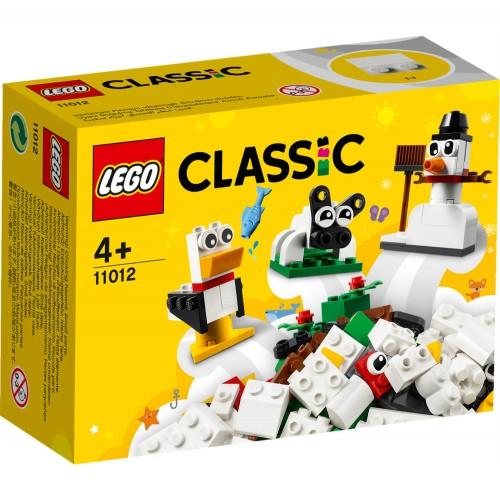 11012 Kreativne bijele kockice