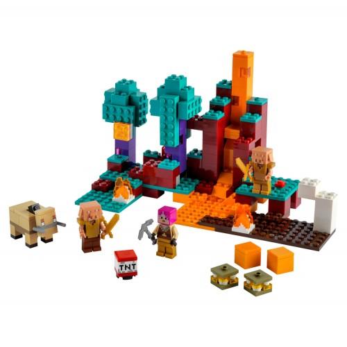 21168 Zakrivljena šuma