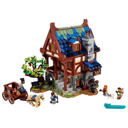 21325 Srednjovjekovni kovač