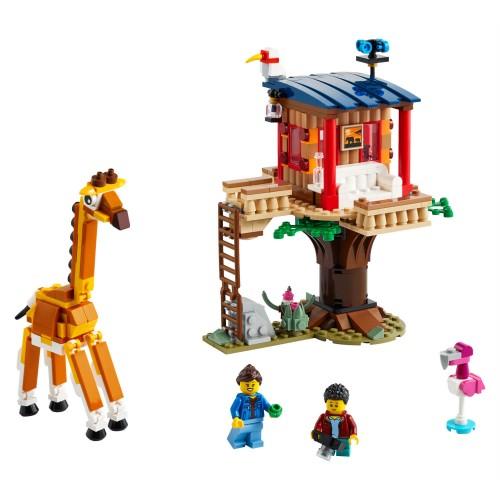 31116 Safari kuća na drvetu