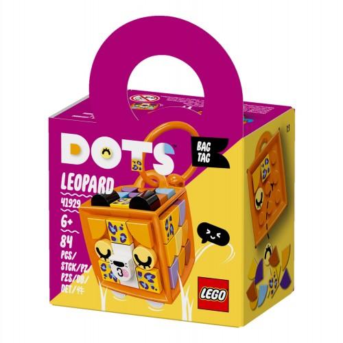 41929 Privjesak za torbe Leopard