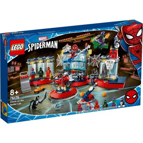76175 Napad na Spider-Man pećinu