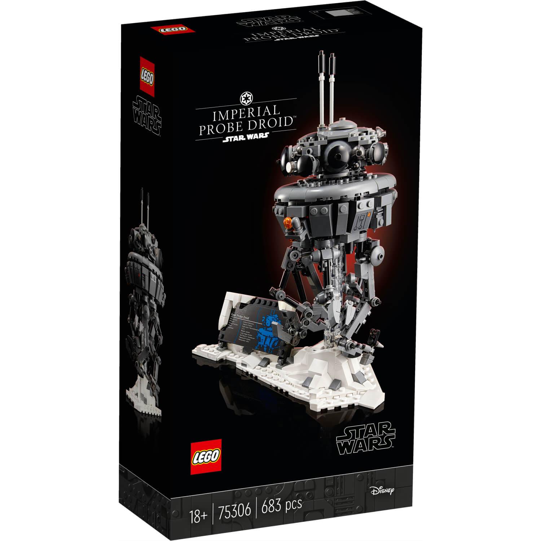 75306 Imperijski istraživački droid