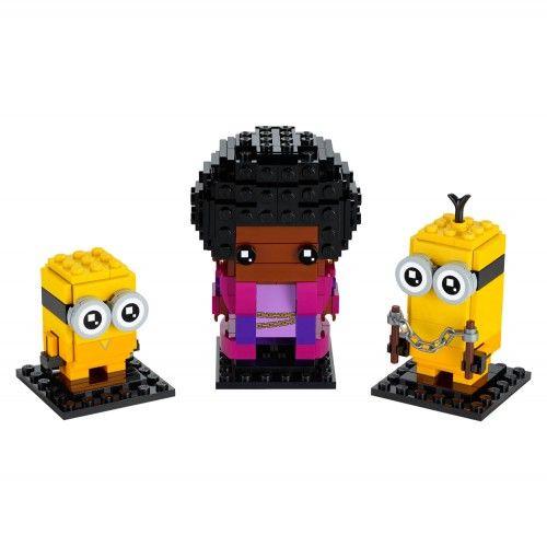 40421 Belle,Kevin i Bob