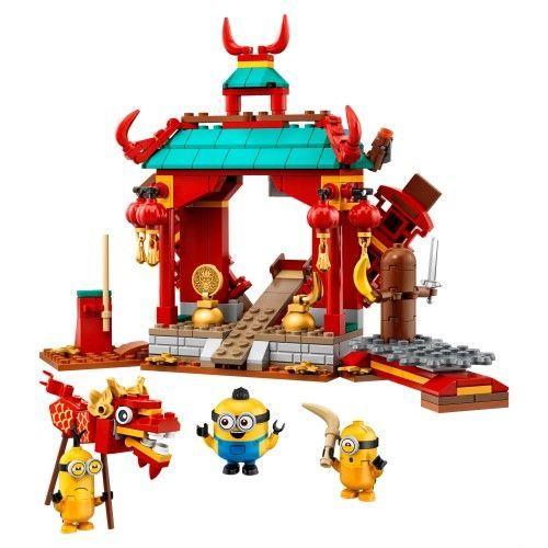 75550 Malci, kung-fu borci