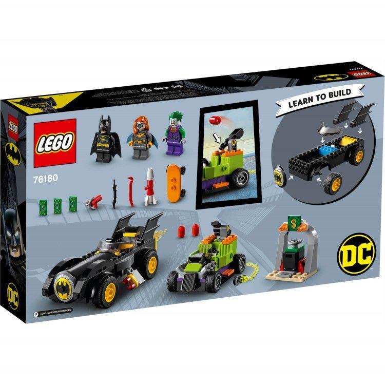 76180 Batman™ protiv Jokera™: potjera u Batmobileu