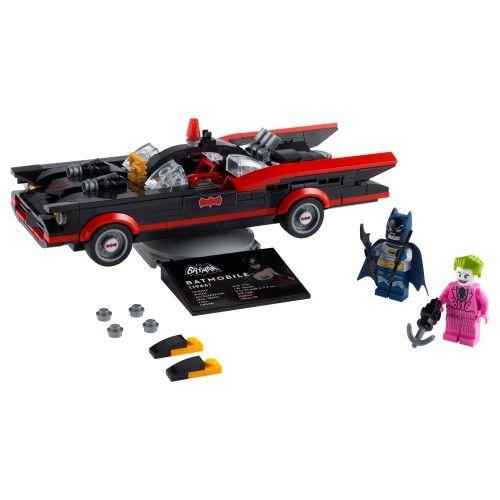 76188 Batman Classic TV Serija Batmobil