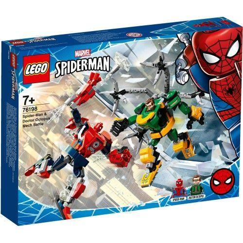 76198 Spider-Man i Dr Octopus bitka