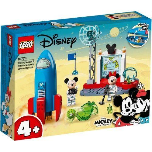 10774 Svemirska raketa Mickeyja Mousea i Minnie Mouse