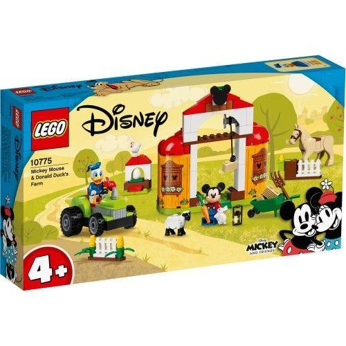 10775 Farma Mickeyja Mousea i Donalda Ducka