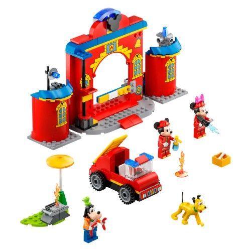 10776 Vatrogasna stanica i kamion Mickeyja i prijatelja